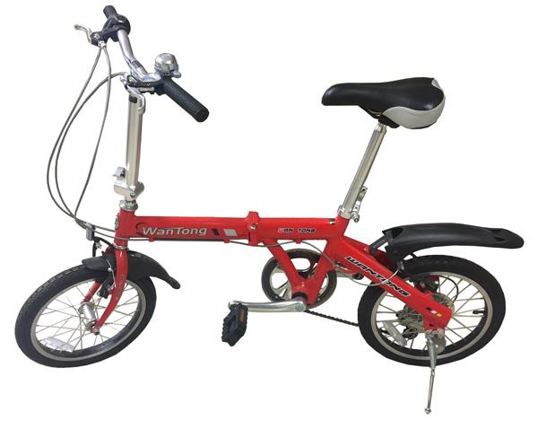 Polkupyörä 16